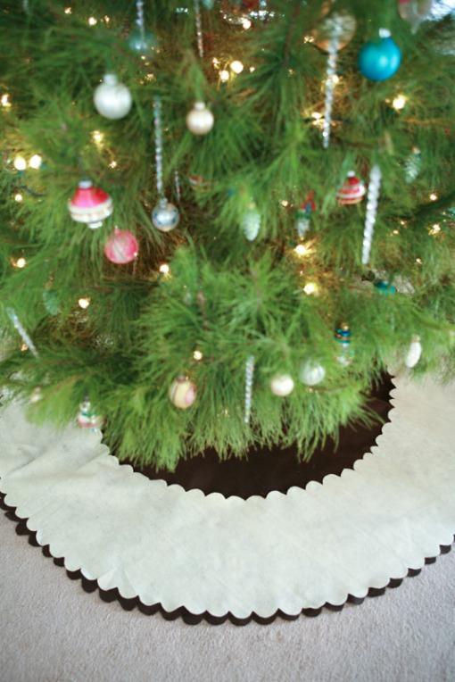 treeskirt
